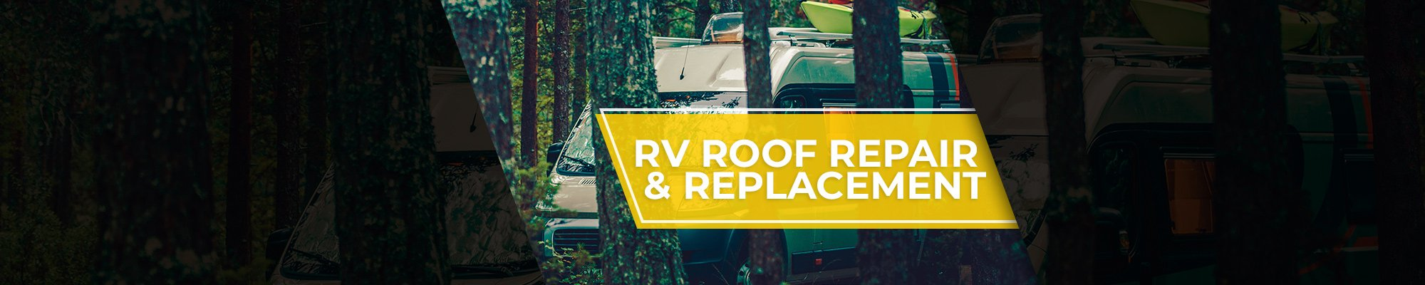 RV ROOF REPAIR AND REPLACEMENT HOUSTON
